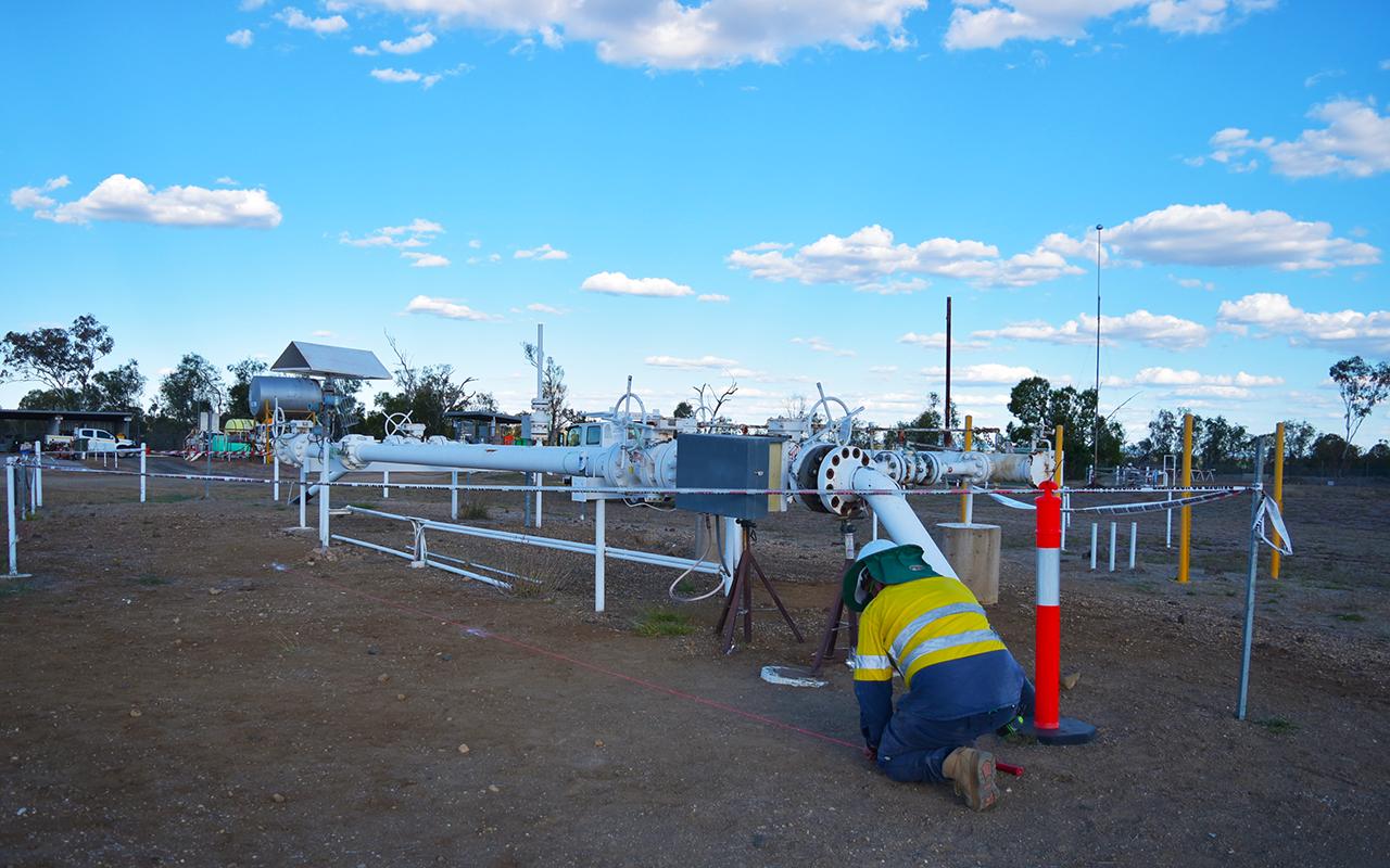 Rolleston Gas Plant Refurbishment