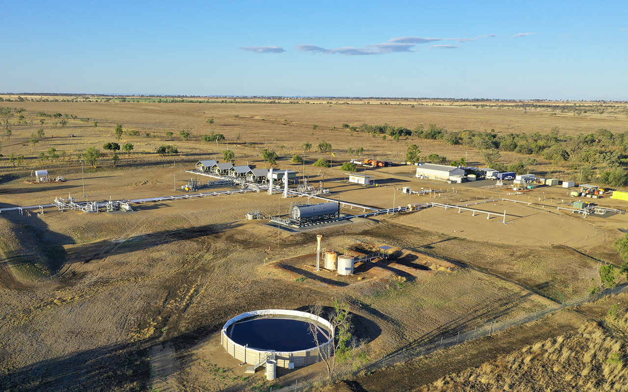 Media Release Denison Gas Signs 8 PJ GSA with AGL