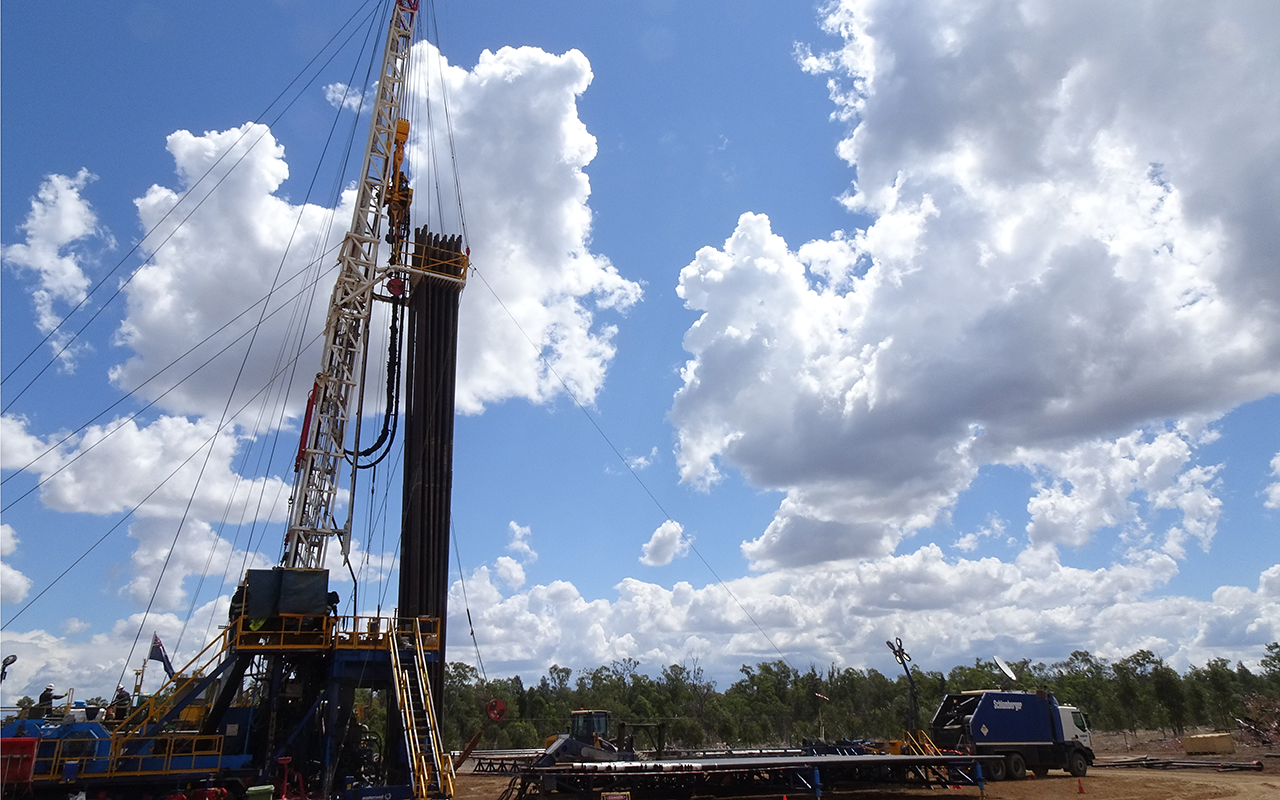 Media Release Denison Gas Completes Second New Well